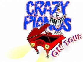 Crazy Pianos On Tour