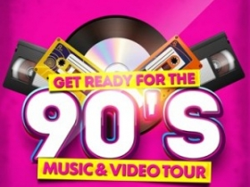 90's Music & Video Tour