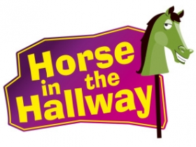 Horse In The Hallway